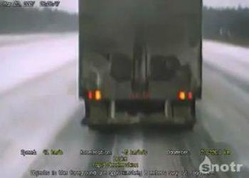 Подборка жестких аварий грузовиков
