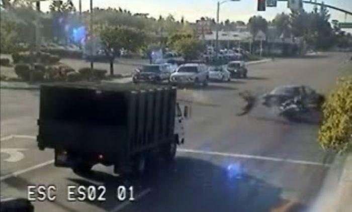 Авария дня часть 41 (фото+видео)
