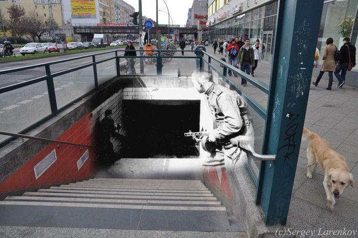 Берлин 1945/2010 (11 фото + текст)