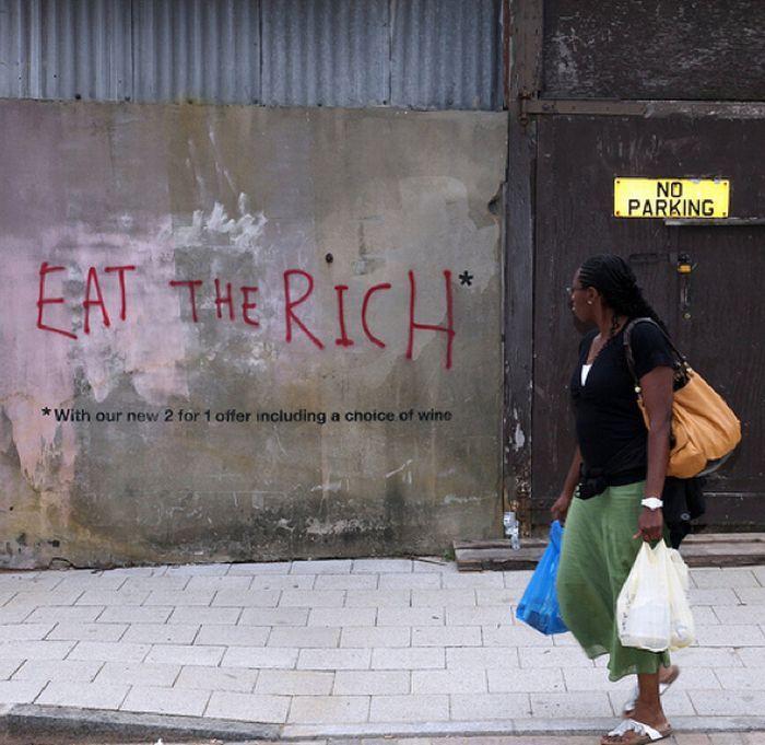 Работы Бэнкси (Banksy) (106 фото+текст)