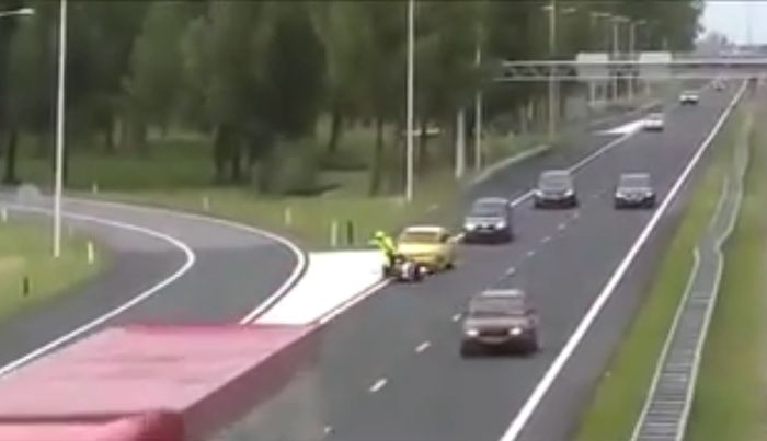 Авария дня часть 46 (фото+видео)