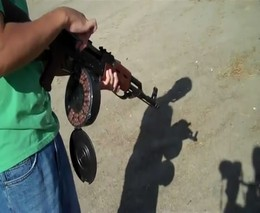 Неудача при стрельбе из ак-47