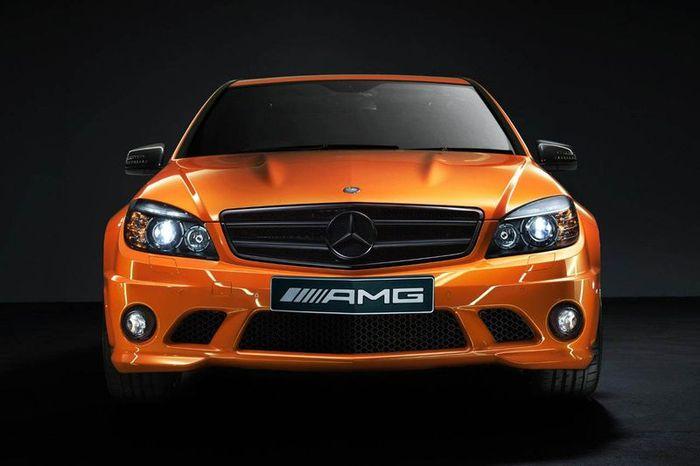 Две новинки от Mercedes на автосалоне в Сиднее (8 фото)