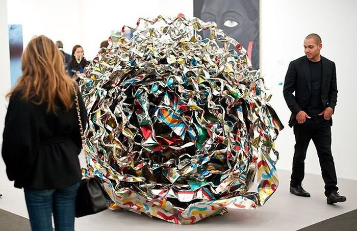 Ярмарка современного искусства Frieze Art Fair (27 фото+текст)