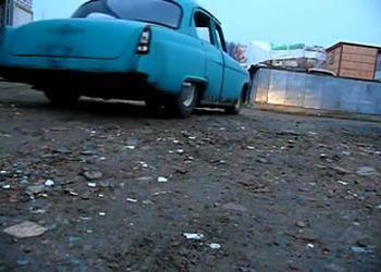 ГАЗ-21 в процессе тюнинга