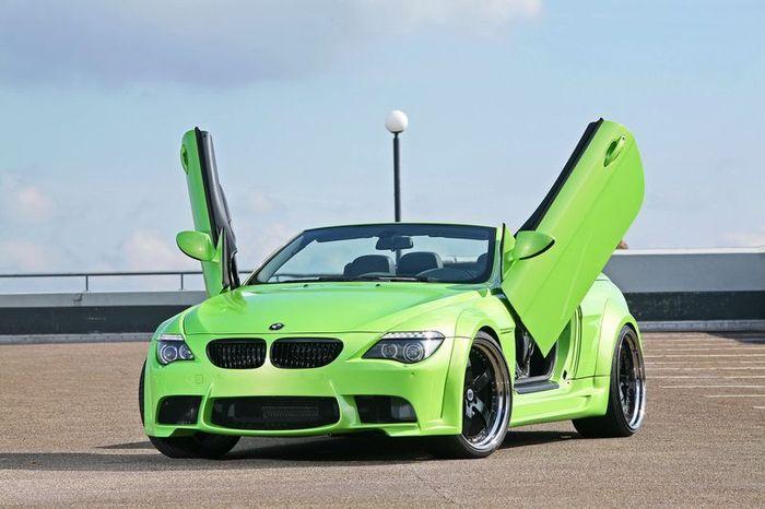 MR 600 GT на базе BMW 6-серии от CLP Automotive (15 фото)