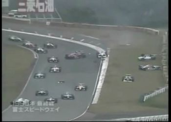 Японский комментатор о гонках формулы:))