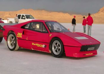 Самый быстрый Ferrari-288 GTO 1985 года