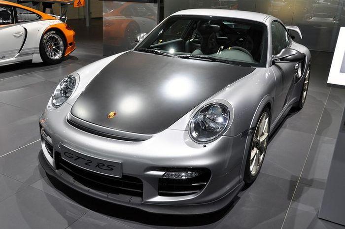 Все Porsche 911 GT2 RS распродали за 2 месяца (48 фото)