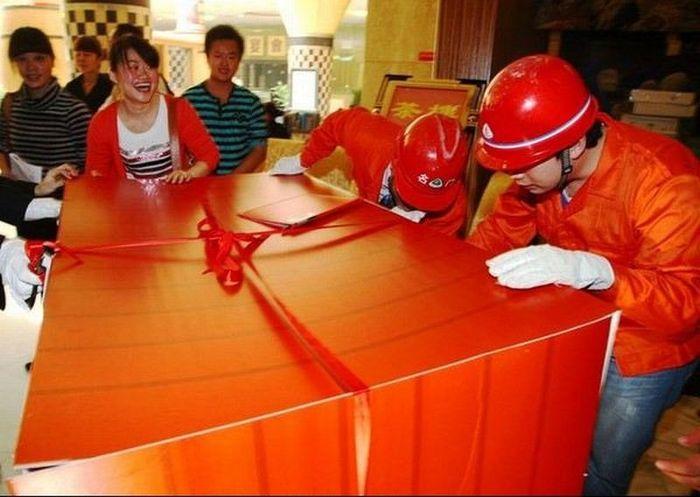 Что же в этой чудо-коробке? (5 фото)