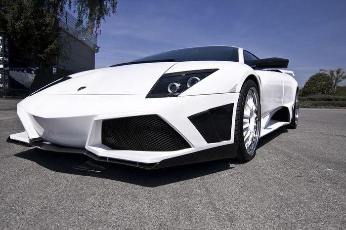 JB Car Design зарядили Lamborghini Murcielago LP 640 (13 фото)