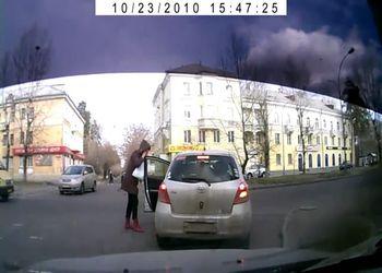 Суровые пешеходы