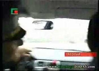 Рамзан Кадыров лично в виде инспектора ДПС