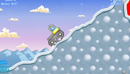 Snow Truck 2 - забойная игрушка