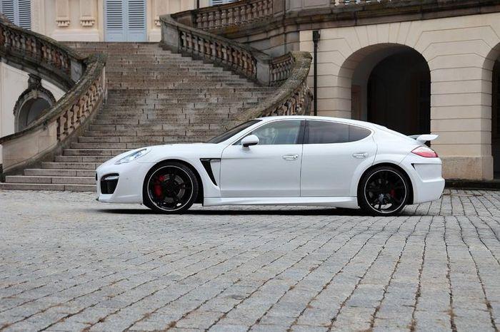 Porsche Panamera GrandGT от ателье Techart (10 фото)