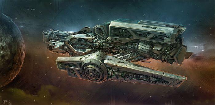 Космические корабли (50 фото) (44 фото)