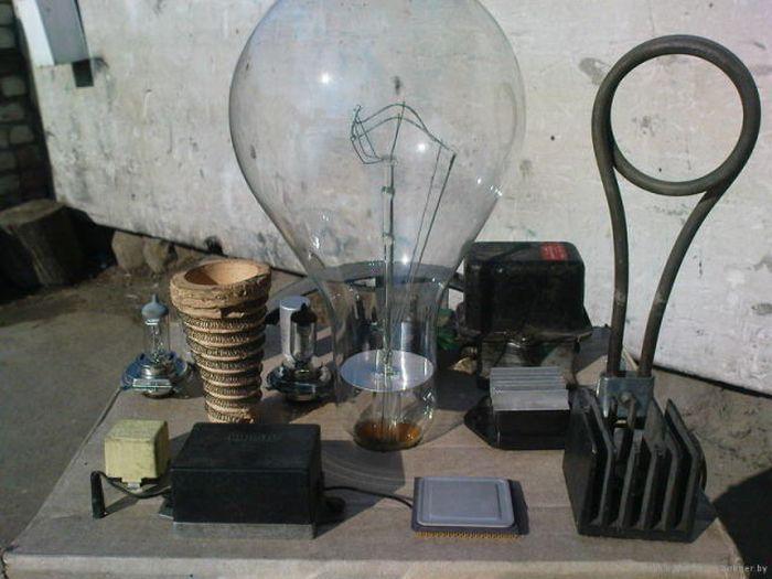 Ламповый стереоусилитель своими руками (7 фото)