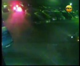 Пьяный угонщик угробил несколько машин