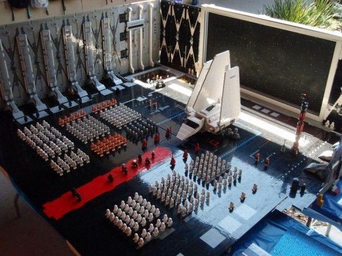 Звездные Войны из Lego (5фото)