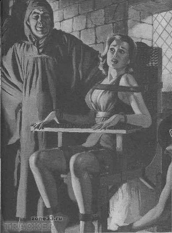 Древние сексуальные пытки женщин