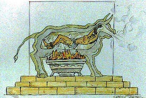 Сексуальные пытки в древней руси