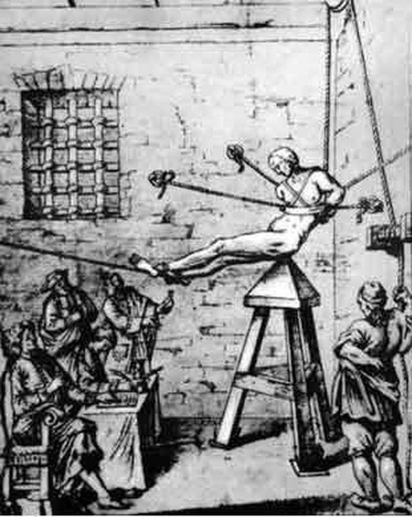Сексуальная пытка