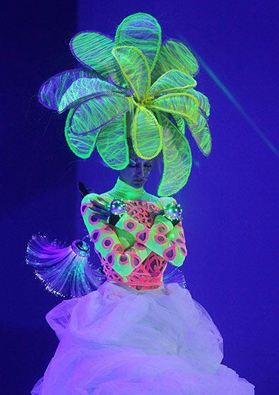 Альтернативное парикмахерское шоу-2011 (10 фото)