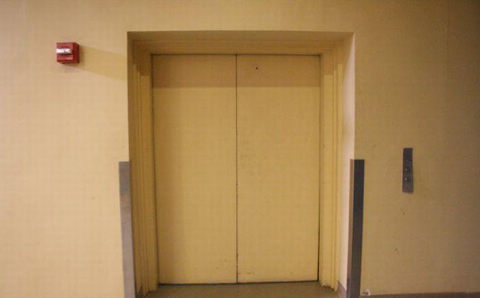 Очень интересный лифт в Нью-Йорке (14 фото)