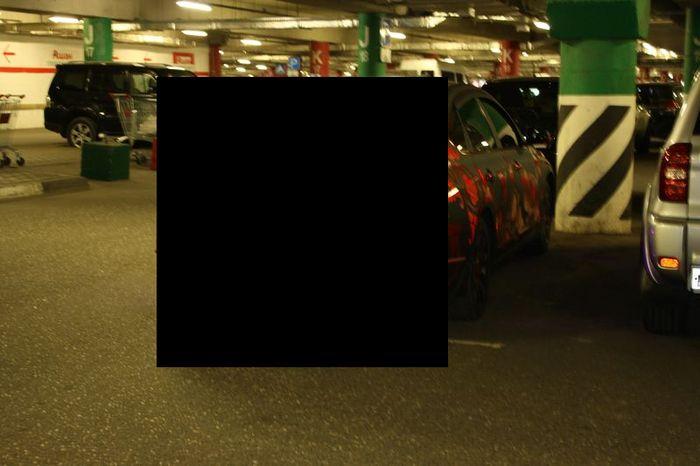 Не патриотный авто настоящего патриота (3 фото)