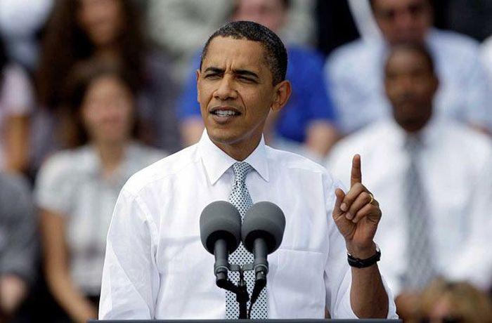 Президентский стиль (12 фото)