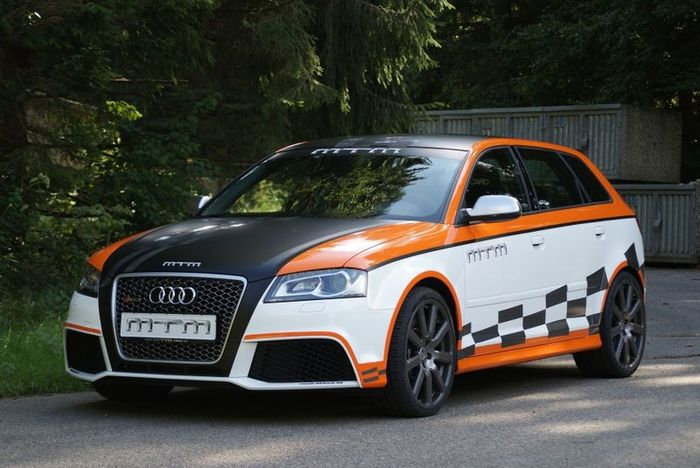 Audi RS3 Sportback от тюнеров MTM (6 фото)