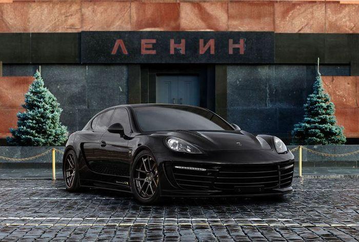 Porsche Panamera Stingray GTR от Top Car (22 фото)