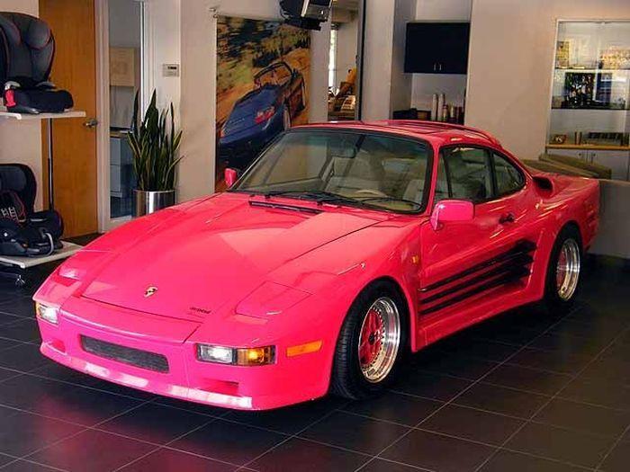 Редчайший Porsche 911 R69 в обвесе от Rinspeed выставлен на продажу (21 фото)