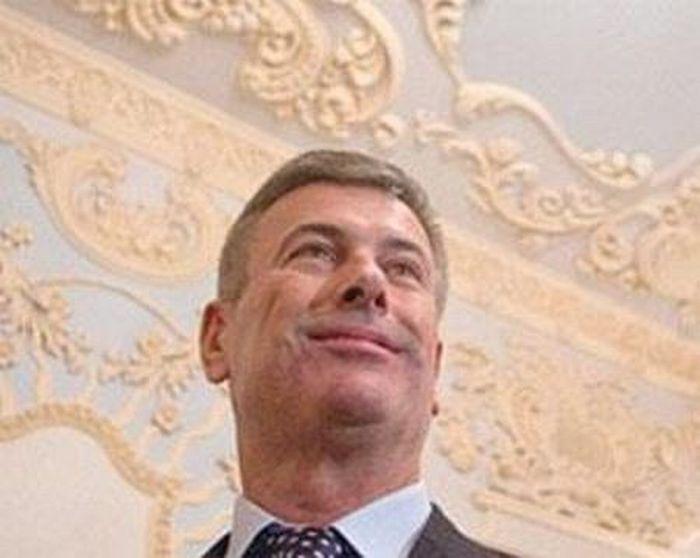 Глава Верховного суда Украины в Париже (7 фото)