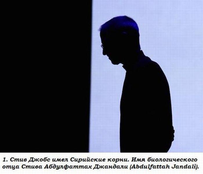 Факты о Стиве Джобсе (20 фото)