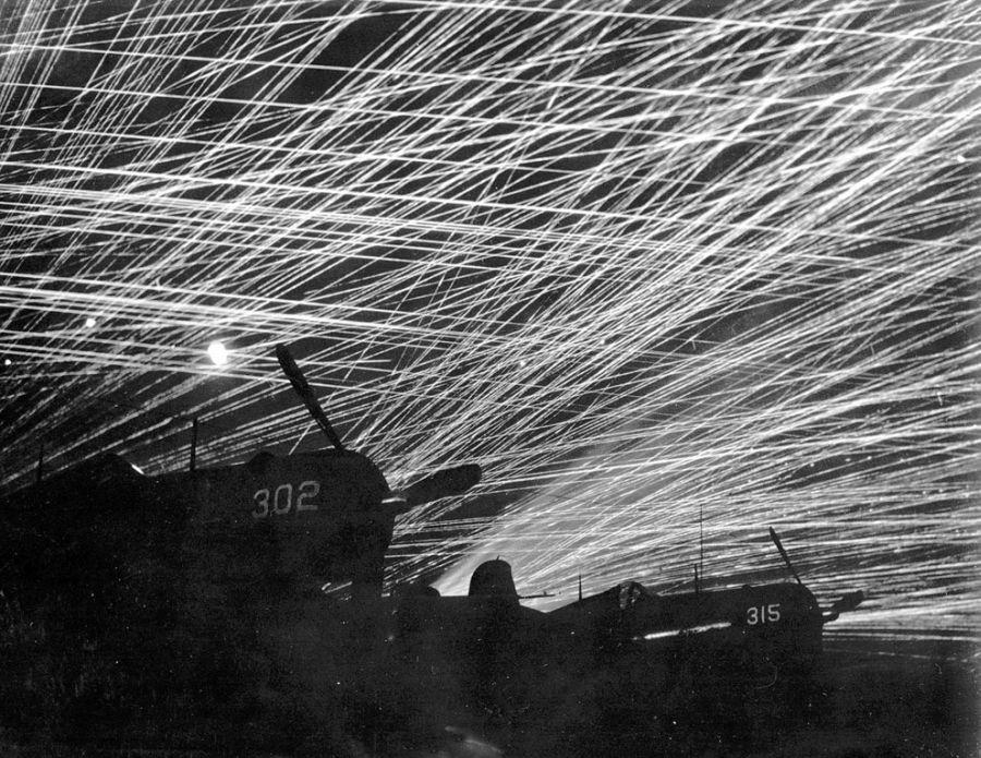 Вторая мировая - Тихоокеанский театр военных действий (45 фотографий), photo:45