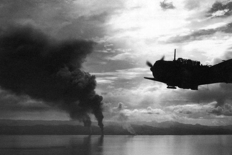 Вторая мировая - Тихоокеанский театр военных действий (45 фотографий), photo:2