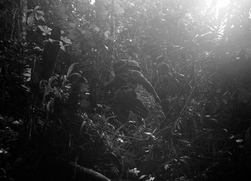 Вторая мировая - Тихоокеанский театр военных действий (45 фотографий), photo:5