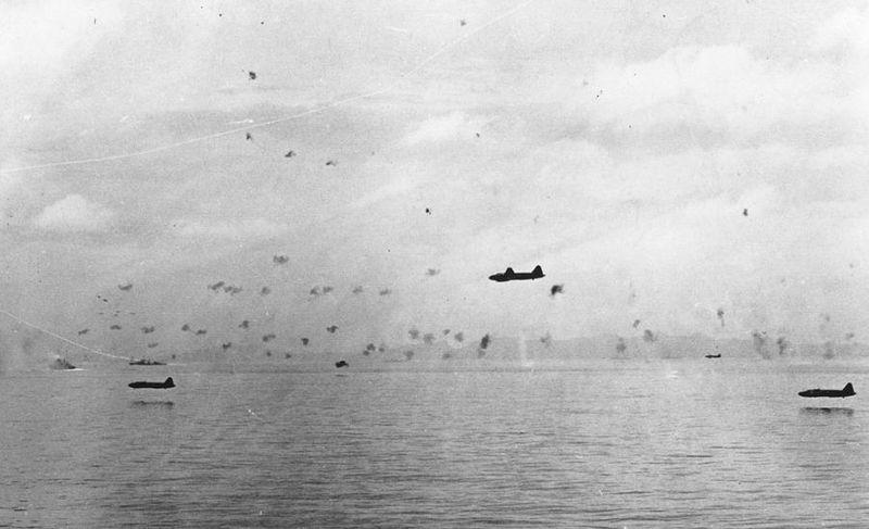 Вторая мировая - Тихоокеанский театр военных действий (45 фотографий), photo:8