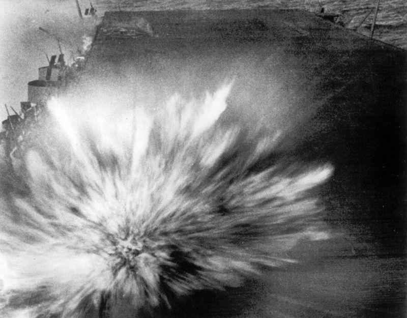 Вторая мировая - Тихоокеанский театр военных действий (45 фотографий), photo:9