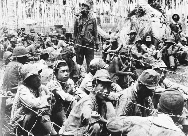 Вторая мировая - Тихоокеанский театр военных действий (45 фотографий), photo:11