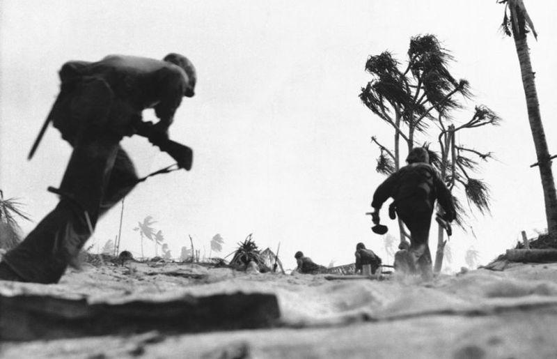 Вторая мировая - Тихоокеанский театр военных действий (45 фотографий), photo:12