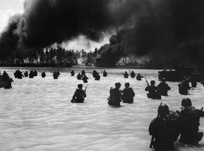 Вторая мировая - Тихоокеанский театр военных действий (45 фотографий), photo:14