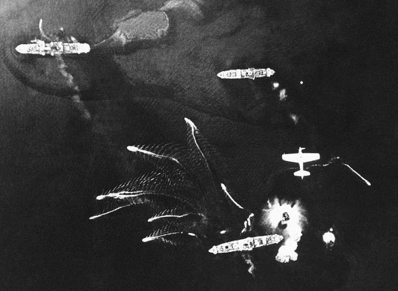 Вторая мировая - Тихоокеанский театр военных действий (45 фотографий), photo:19