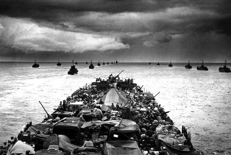Вторая мировая - Тихоокеанский театр военных действий (45 фотографий), photo:22
