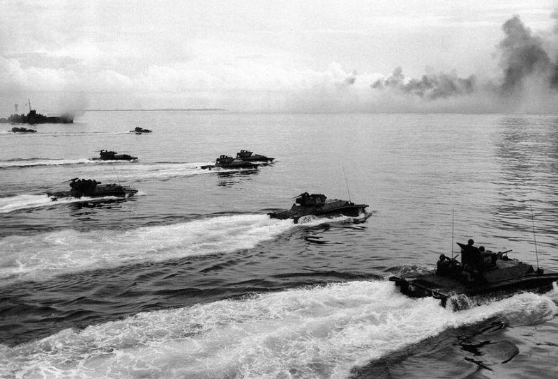 Вторая мировая - Тихоокеанский театр военных действий (45 фотографий), photo:25