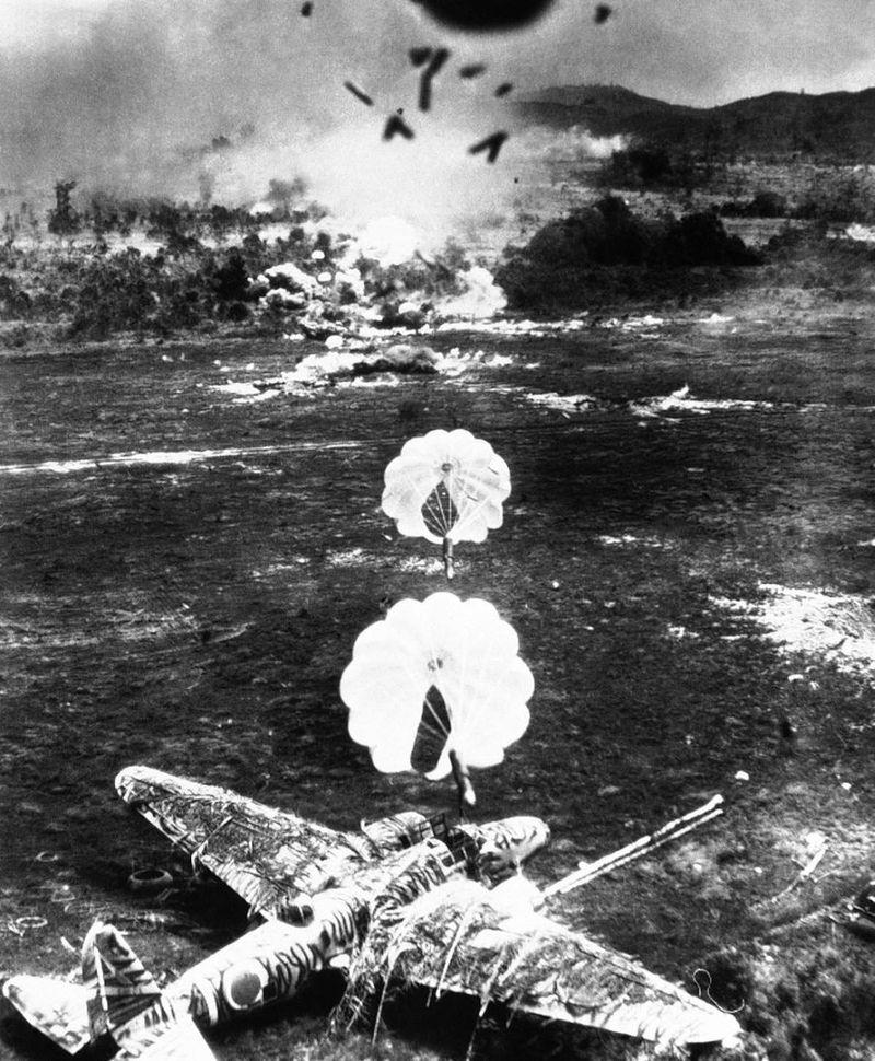 Вторая мировая - Тихоокеанский театр военных действий (45 фотографий), photo:27