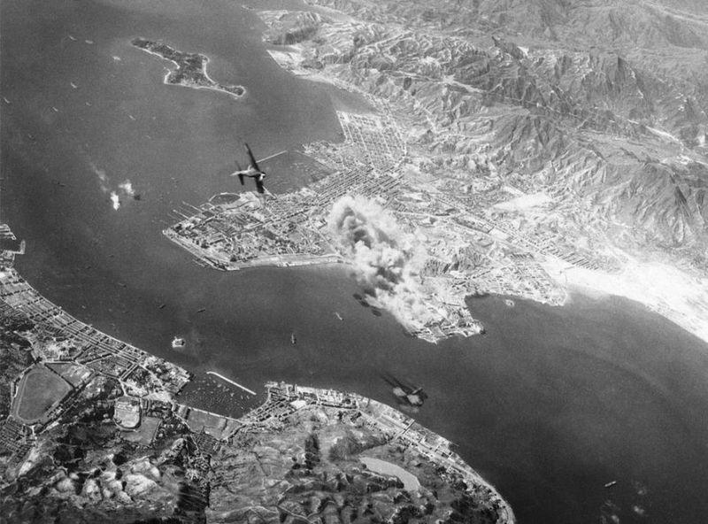 Вторая мировая - Тихоокеанский театр военных действий (45 фотографий), photo:30