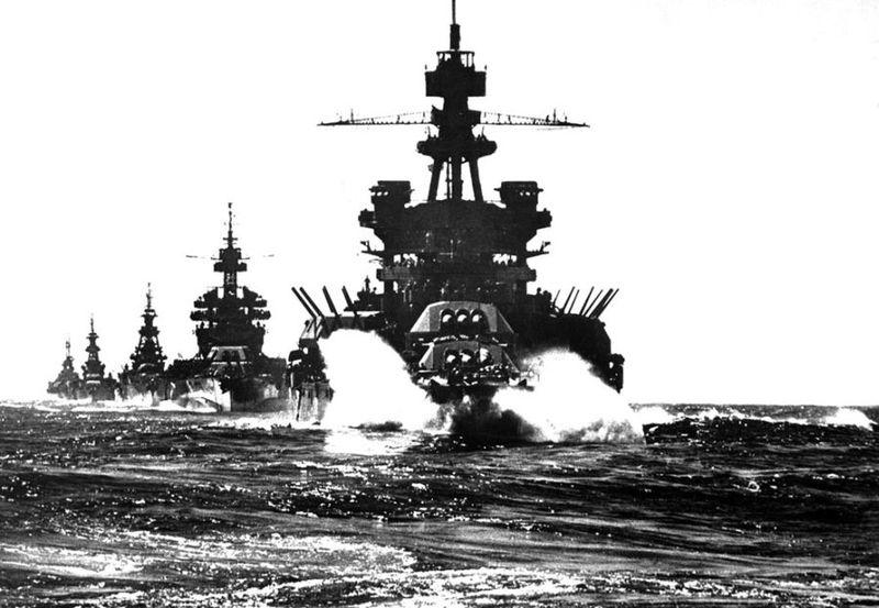 Вторая мировая - Тихоокеанский театр военных действий (45 фотографий), photo:37