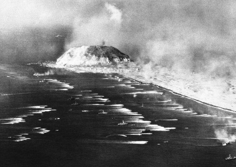 Вторая мировая - Тихоокеанский театр военных действий (45 фотографий), photo:38